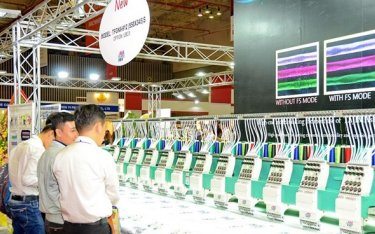 Int'l textile expo opens in Ho Chi Minh City