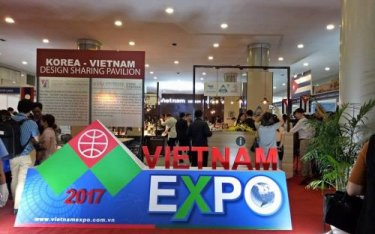 Vietnam Expo 2017 kicks off in Ho Chi Minh City